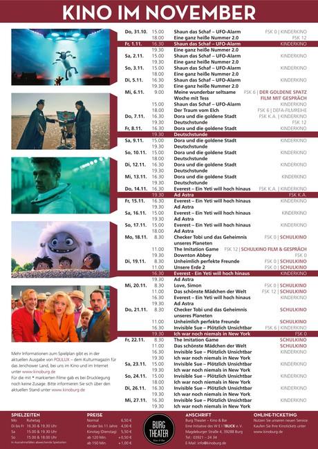 Kino Königsbrunn Programm Heute